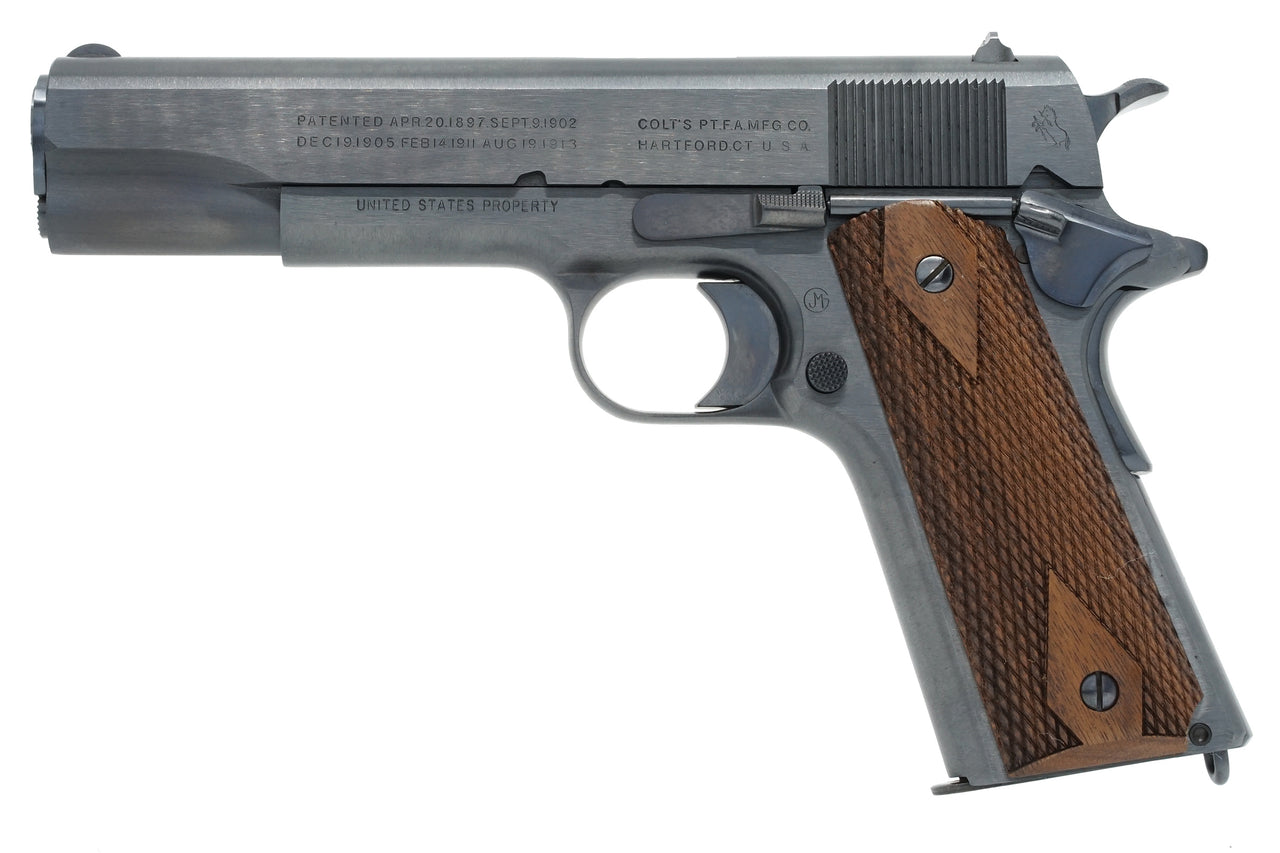Colt M1911 45ACP SN:4283WMK MFG:2006 - WWI Reproduction
