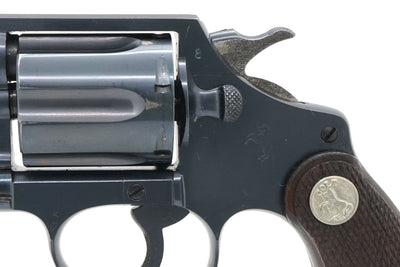 Colt Detective Special 38 SN:444747 MFG:1943 - CIC