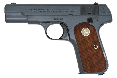 Colt 1903 Pocket Hammerless 32ACP SN:450505 MFG:1924