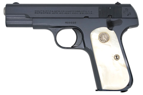 Colt 1903 Pocket Hammerless 32ACP SN:450552 MFG:1924