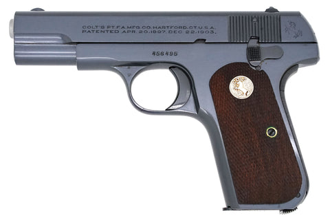 Colt 1903 Pocket Hammerless 32ACP SN:456495 MFG:1924