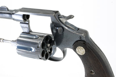Colt Detective Special 38 SN:478093 MFG: 1944 - OSS
