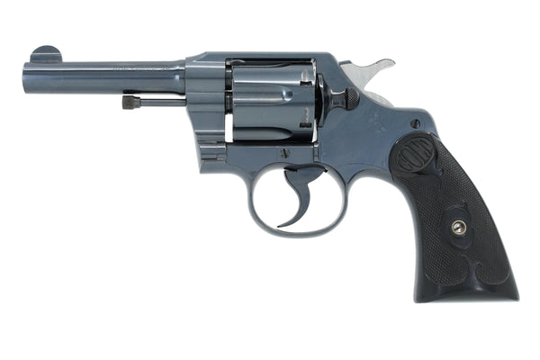 "Colt Army Special 4"" 38 Special SN:478715 MFG:1922"