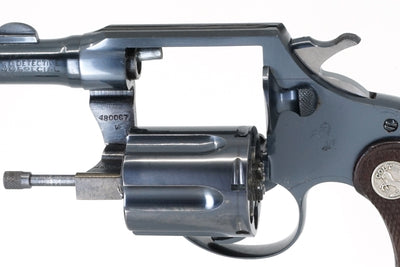 Colt Detective Special 38 SN:480067 MFG:1944 - MIC