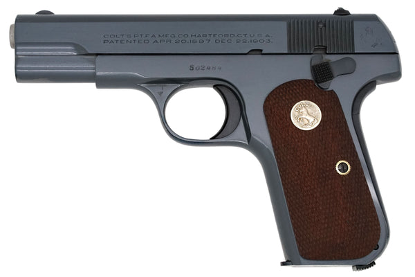 Colt 1903 Pocket Hammerless 32ACP SN:502484 MFG:1930