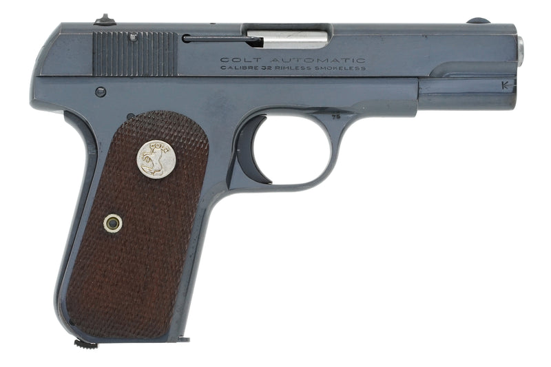 Colt 1903 Pocket Hammerless 32ACP SN:527355 MFG:1937 - Japanese Contract
