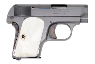 Colt 1908 Vest Pocket 25ACP SN:54943 MFG:1911