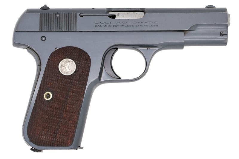 Colt 1903 Pocket Hammerless 32ACP SN:552230 MFG:1941 Dutch Contract