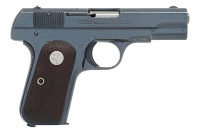 Colt 1903 Pocket Hammerless 32ACP SN:553803 MFG:1941