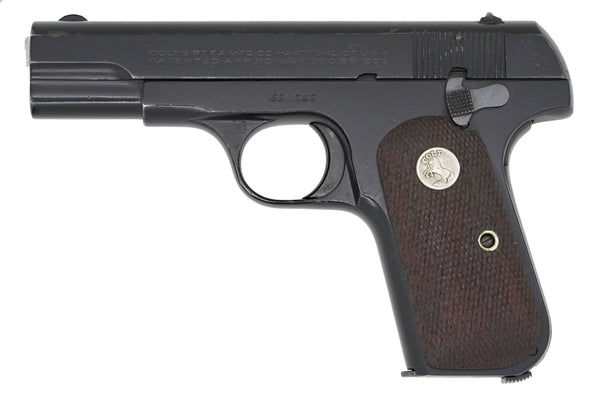 Colt 1903 Pocket Hammerless 32ACP SN:556545 MFG:1942 British SOE