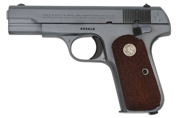 Colt 1903 Pocket Hammerless 32ACP SN:558413 MFG:1944 OSS