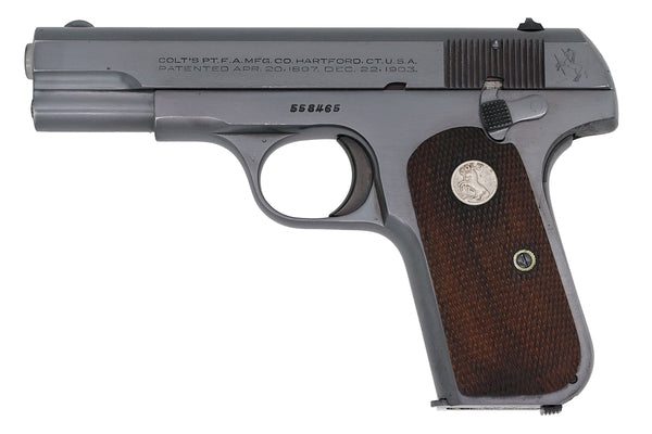 Colt 1903 Pocket Hammerless 32ACP SN:558465 MFG:1944 OSS