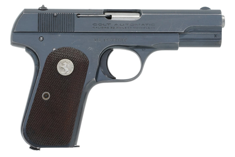 Colt 1903 Pocket Hammerless 32ACP SN:559342 MFG:1944 OSS