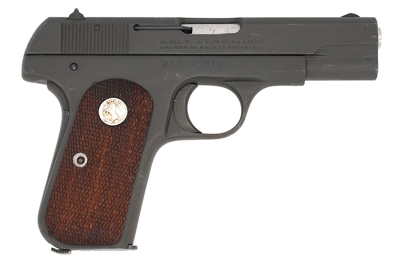 Colt 1903 Pocket Hammerless 32ACP SN:563611 MFG:1944 Lend Lease