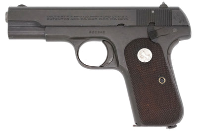Colt 1903 Pocket Hammerless 32ACP SN:566942 MFG:1944