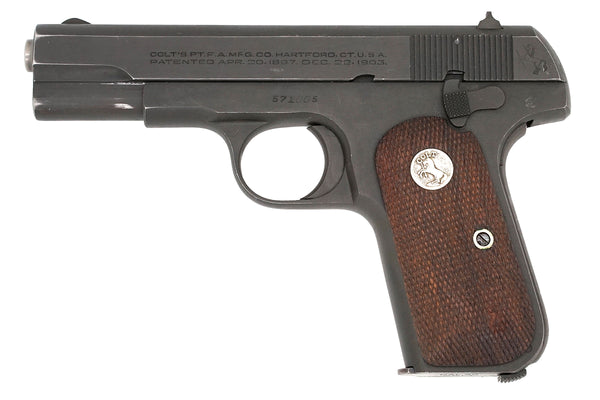 Colt 1903 Pocket Hammerless 32ACP SN:571005 MFG:1945