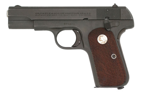 Colt 1903 Pocket Hammerless 32ACP SN:572161 MFG:1946 Army Service Forces