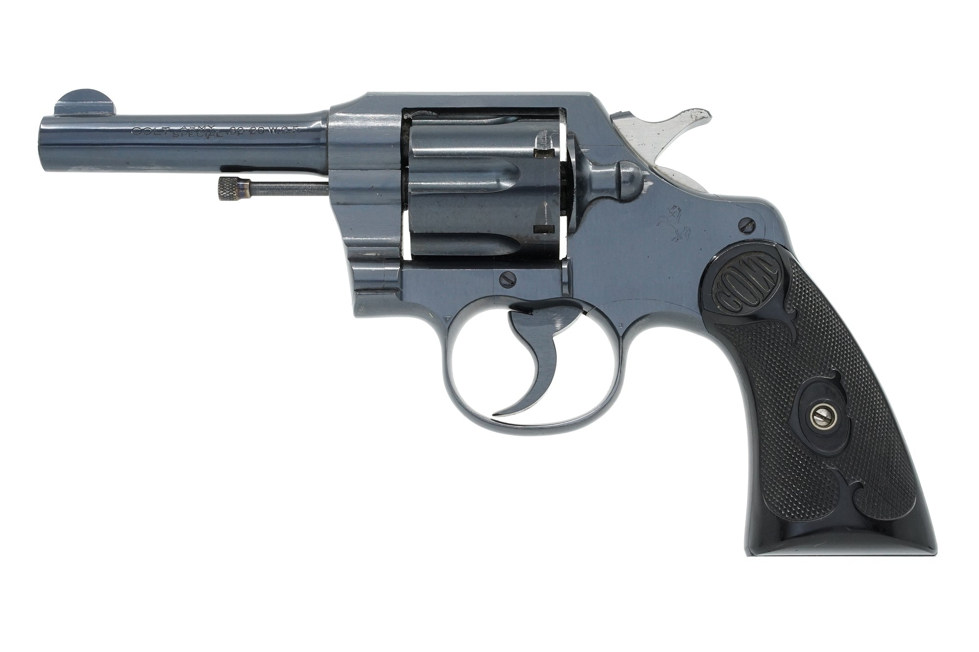 "Colt Army Special 4"" .32/20 SN:588028 MFG:1932"