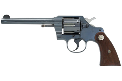 "Colt Official Police 6"" 38 SN:638313 MFG:1940 - Government of Iceland"