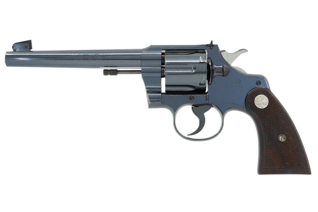 "Colt Officers Model 6"" 32 SN:643022 MFG:1941"