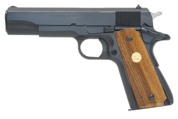 Colt Government Model Series 70 9MM SN:70L28842 MFG:1981