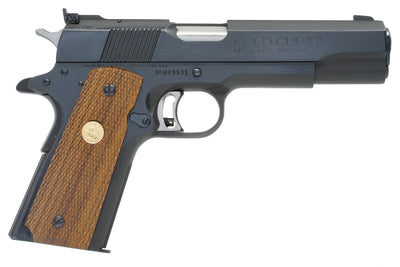 Colt Gold Cup National Match Series 70 45ACP SN:70N49531 MFG:1977