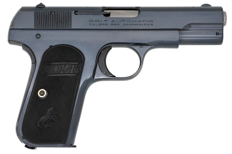 Colt 1908 Pocket Hammerless 380ACP SN:73533 MFG:1923