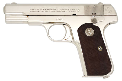 Colt 1908 Pocket Hammerless 380ACP SN:80671 MFG:1924