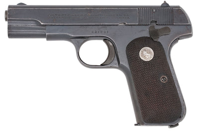 Colt 1903 Pocket Hammerless 32ACP SN:831291 CIA