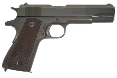 COLT M1911A1 45ACP SN:862378 MFG:1943 - Commercial/Military