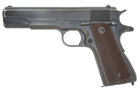 Colt M1911A1 45ACP SN:863055 MFG:1943 - Commercial/Military