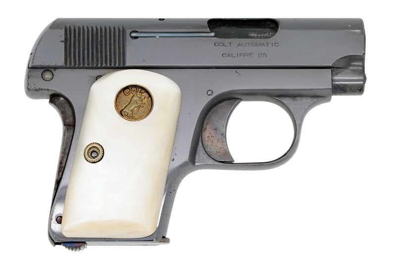 Colt 1908 Vest Pocket 25ACP SN:87150 MFG:1913