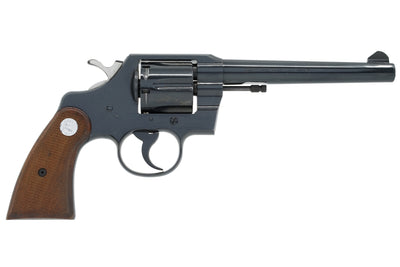 "Colt Official Police 6"" 38 Special SN:887987 MFG:1962"