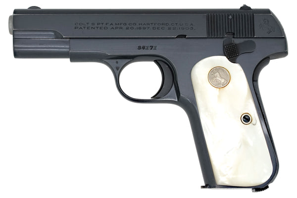 Colt 1908 Pocket Hammerless 380ACP SN:94171 MFG:1928