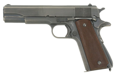 Remington Rand M1911A1 45ACP SN:970368 MFG:1943