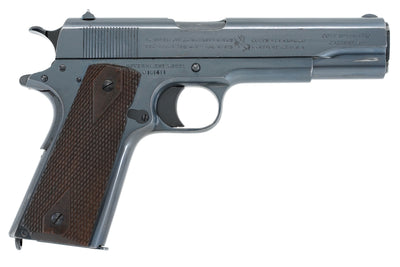 Colt Government Model 45ACP SN:C101411 MFG:1918 - Young-Browning Presentation