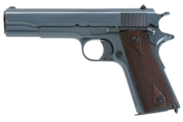 Colt Government Model 45ACP SN:C114777 MFG:1919