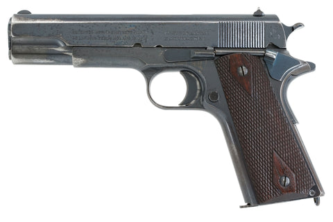 Colt Government Model 45ACP SN:C12334 MFG:1914 Canadian Contract