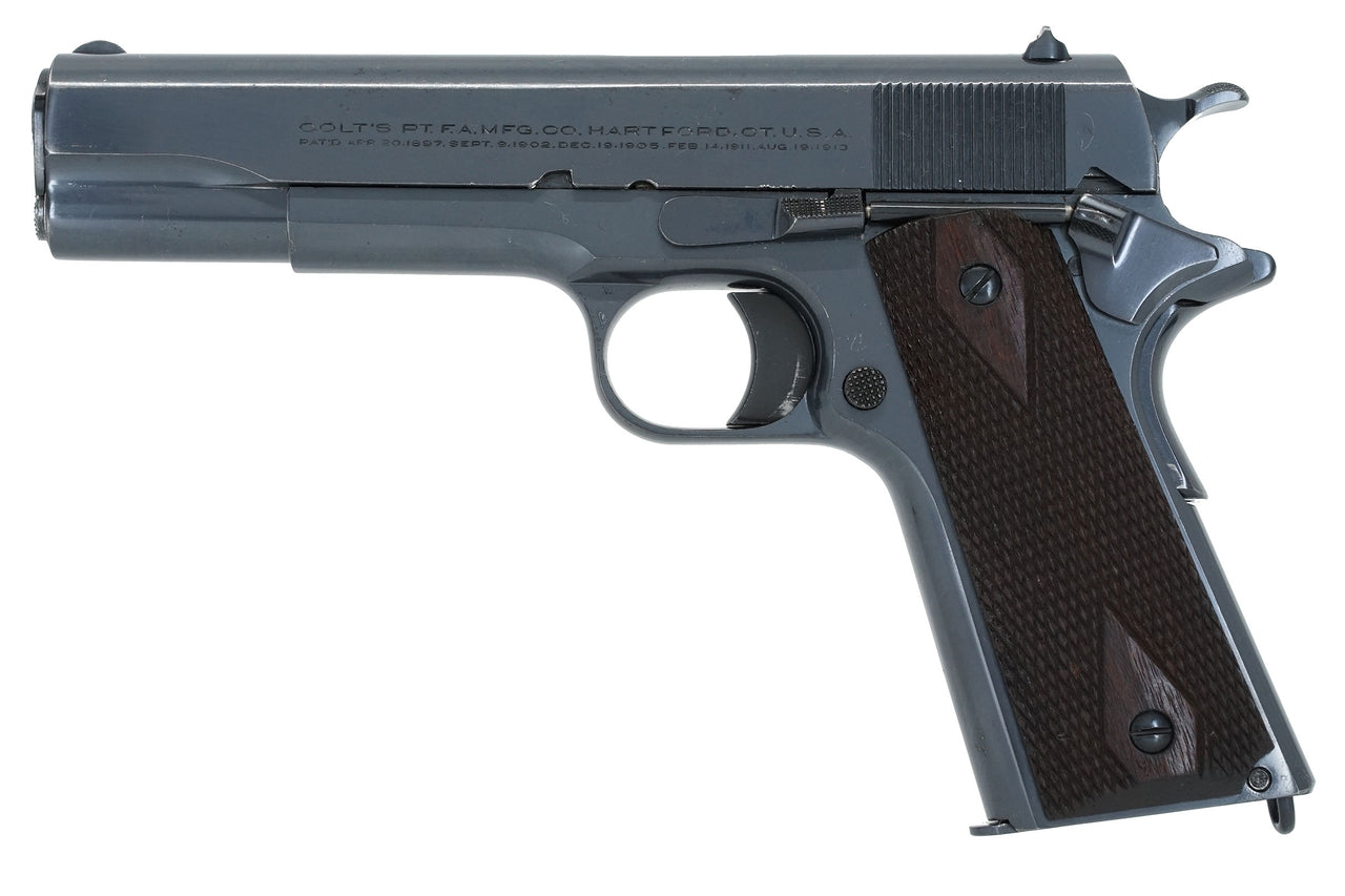 Colt Government Model 45ACP SN:C128060 MFG:1921 - Office Sample
