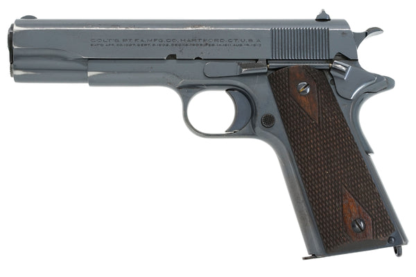 Colt Government Model 45ACP SN:C134283 MFG:1923 - JJ