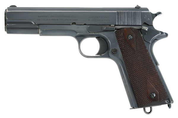 Colt Government Model 45ACP SN:C14459 MFG:1914