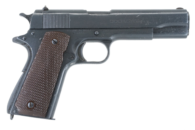 Colt Government Model 45ACP SN:C153355 MFG:1927 - Shanghai Municipal Police