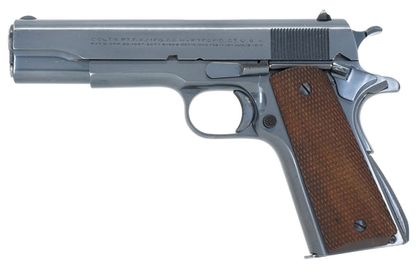 Colt National Match 45ACP SN:C164494 MFG:1932