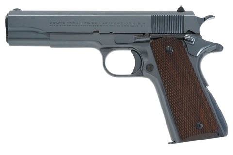 Colt National Match 45ACP SN:C175417 MFG:1934