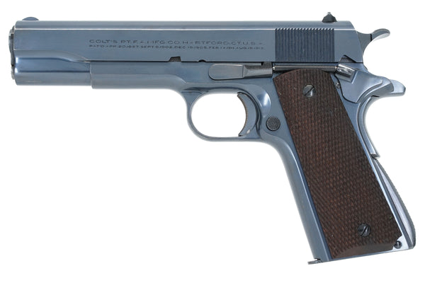 Colt National Match 45ACP SN:C188036 MFG:1937
