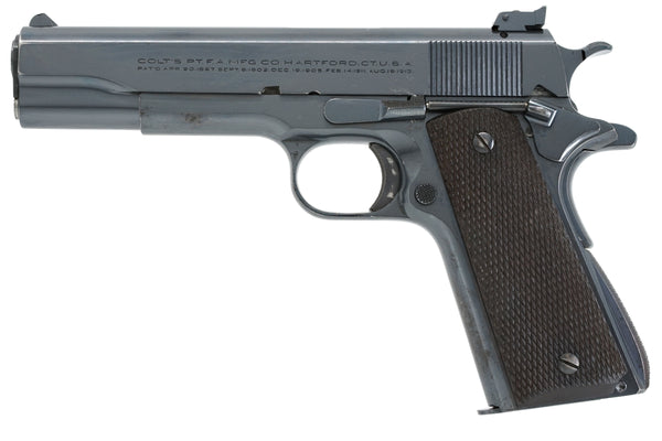 Colt National Match 45ACP SN:C194648 MFG:1940