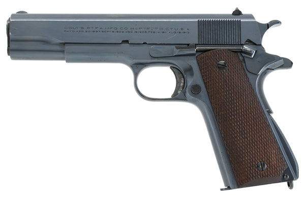 Colt Government Model 45ACP SN:C196737 MFG:1940