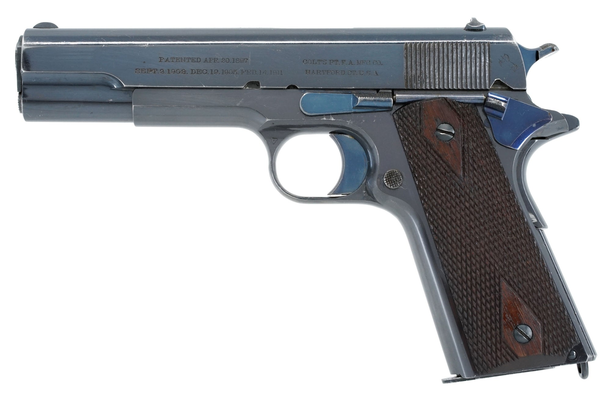 Colt Government Model 45ACP SN:3034 MFG:1913
