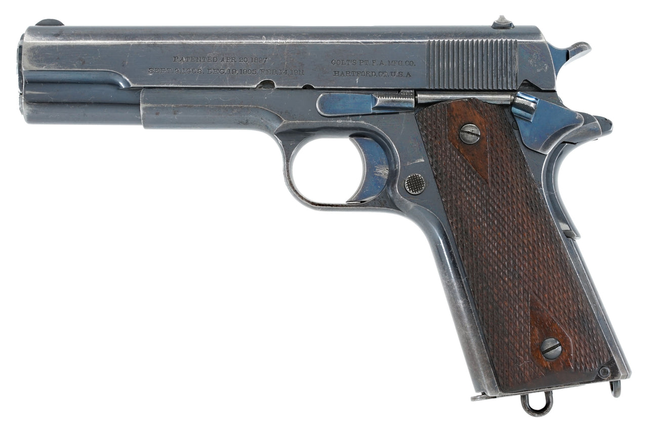Colt Government Model 45ACP SN:C3380 MFG:1913