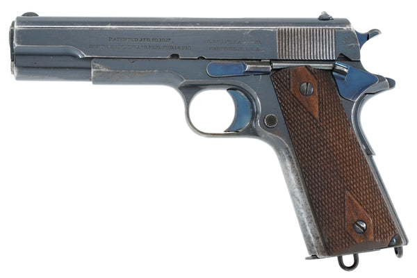 Colt Government Model 45ACP SN:C3381 MFG:1913 - Skinner